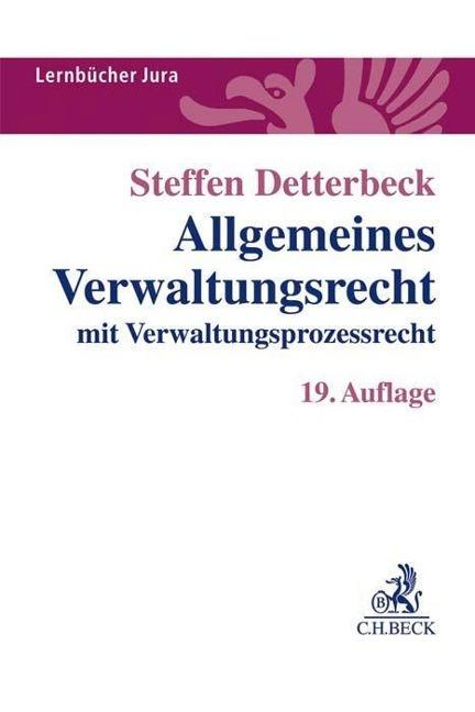 Allgemeines Verwaltungsrecht - Steffen Detterbeck