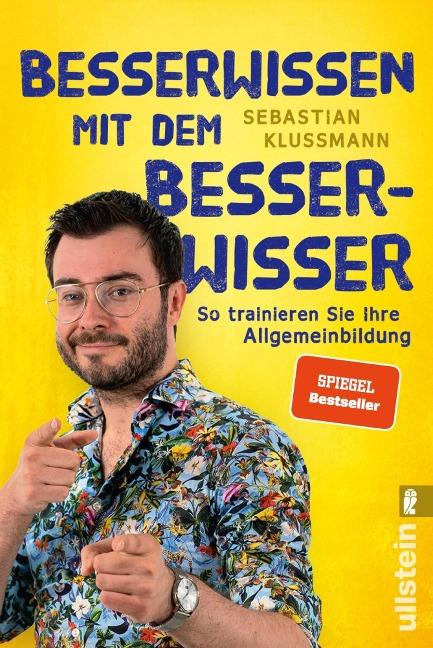 Besserwissen mit dem Besserwisser - Sebastian Klussmann
