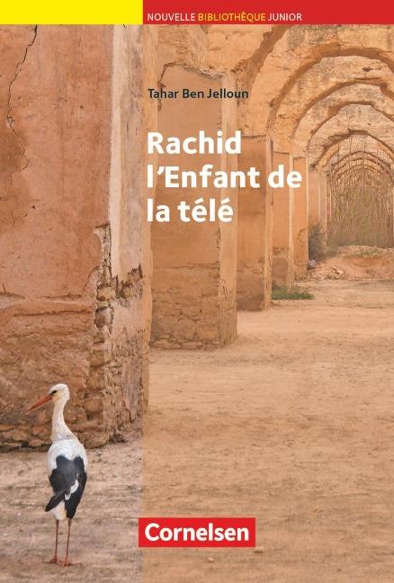 Rachid, l'enfant de la tele - Tahar Ben Jelloun