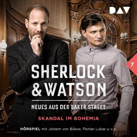 Sherlock & Watson ¿ Neues aus der Baker Street: Skandal im Bohemia (Fall 7) - Viviane Koppelmann