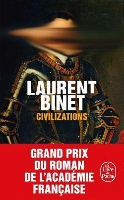 Civilizations - Laurent Binet