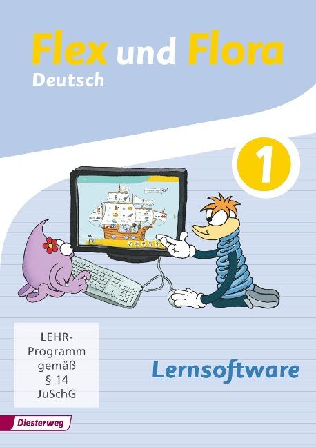 Flex und Flora 1. CD-ROM -