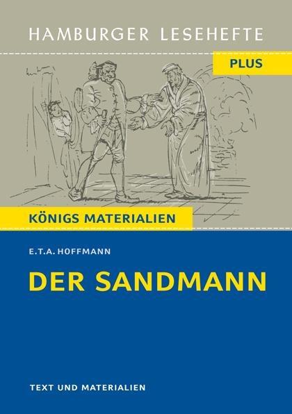 Der Sandmann. Hamburger Leseheft plus Königs Materialien - Ernst Theodor Amadeus Hoffmann