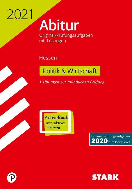 STARK Abiturprüfung Hessen 2021 - Politik und Wirtschaft GK/LK -