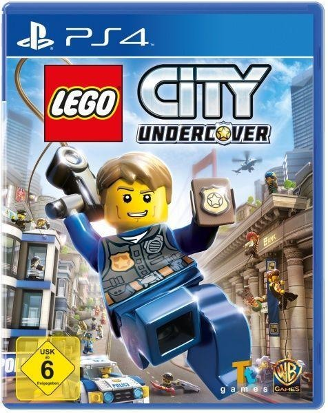 LEGO CITY Undercover (Playstation PS4) -