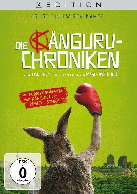 Die Känguru-Chroniken - Marc-Uwe Kling