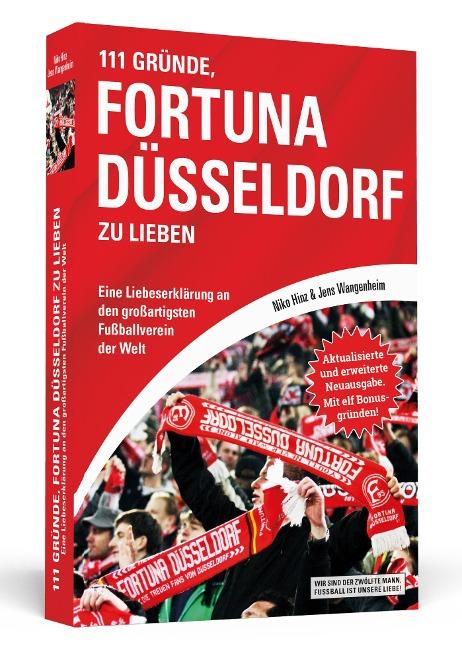 111 Gründe, Fortuna Düsseldorf zu lieben