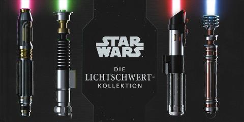 Star Wars: Die Lichtschwert-Kollektion - Daniel Wallace, Lukasz Liszko, Ryan Valle