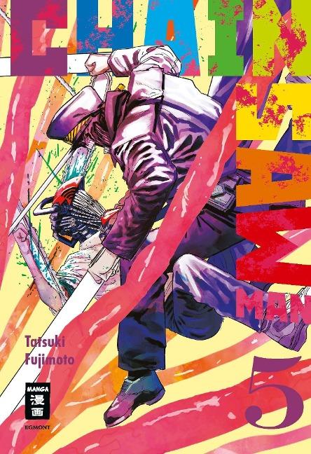 Chainsaw Man 05 - Tatsuki Fujimoto