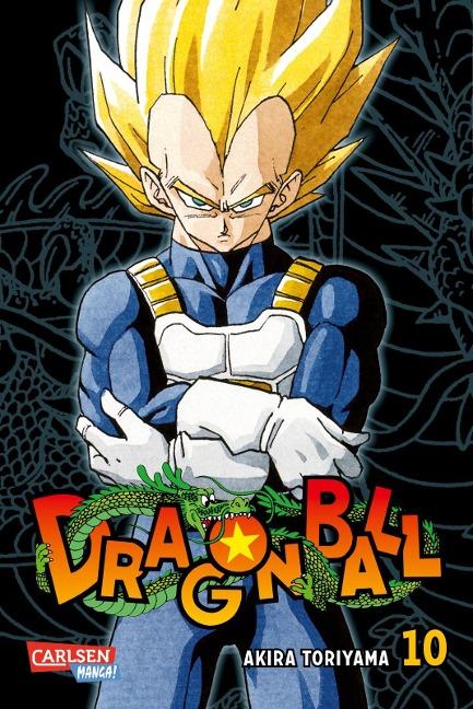 Dragon Ball Massiv 10 - Akira Toriyama