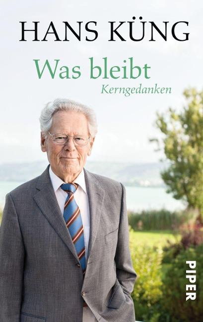 Was bleibt - Hans Küng