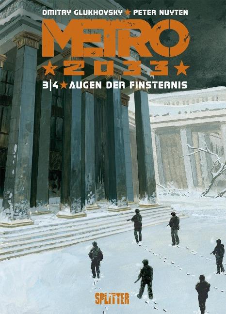 Metro 2033 (Comic). Band 3 (von 4) - Dmitry Glukhovsky, Peter Nuyten