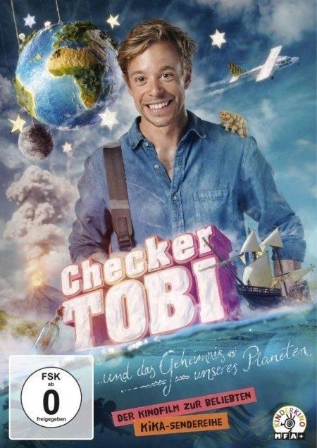 Checker Tobi und das Geheimnis unseres Planeten. DVD -
