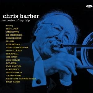 Memories Of My Trip - Chris Barber