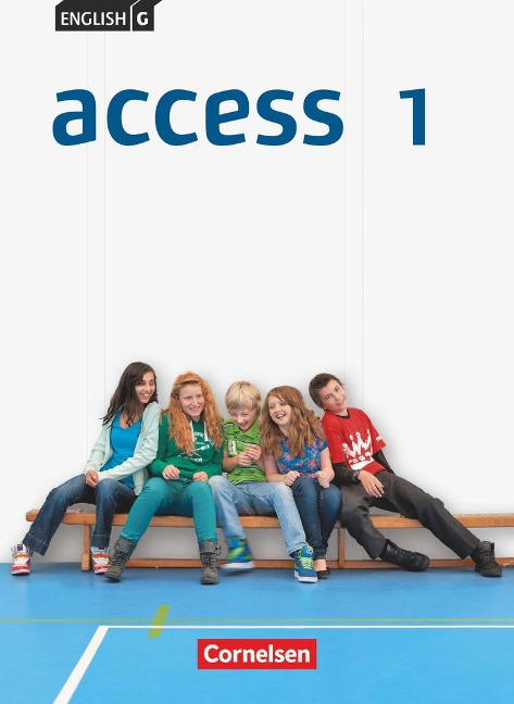 English G Access 01: 5. Schuljahr. Schülerbuch - Laurence Harger, Cecile J. Niemitz-Rossant
