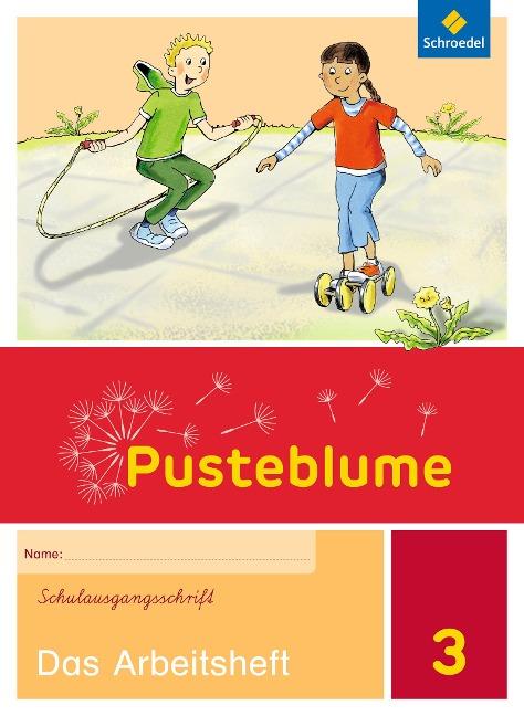 Pusteblume. Das Sprachbuch 3. Arbeitsheft. Berlin, Brandenburg, Mecklenburg-Vorpommern, Sachsen-Anhalt und Thüringen -