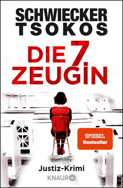Die siebte Zeugin - Florian Schwiecker, Michael Tsokos