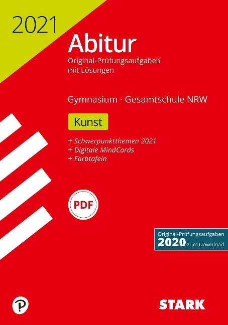 STARK Abiturprüfung NRW 2021 - Kunst GK/LK -
