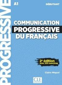 Communication progressive. Livre avec 320 ecercices + Audio-CD -