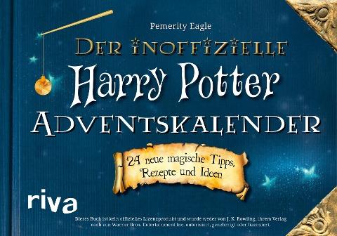 Der inoffizielle Harry-Potter-Adventskalender - Pemerity Eagle