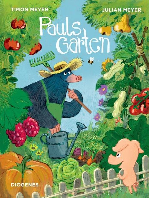 Pauls Garten - Julian Meyer, Timon Meyer