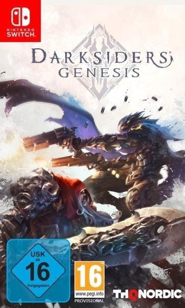 Darksiders Genesis (Nintendo Switch) -