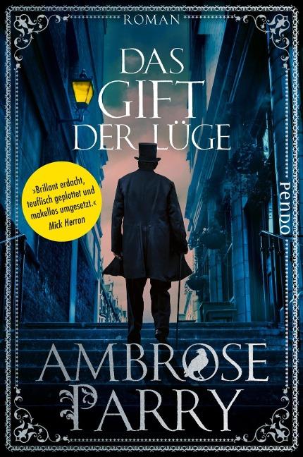 Das Gift der Lüge - Ambrose Parry