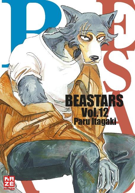 Beastars - Band 12 - Paru Itagaki