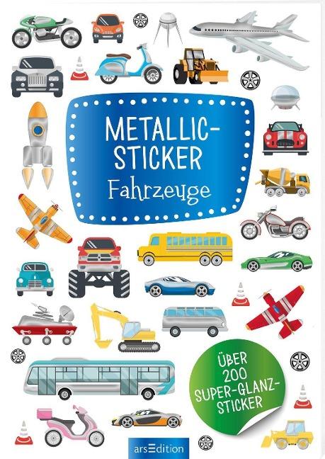 Metallic-Sticker Fahrzeuge -