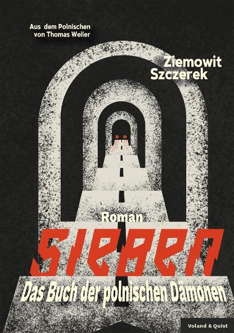 Sieben - Ziemowit Szczerek