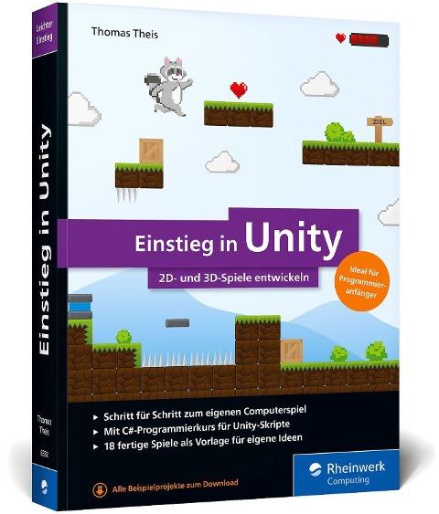 Einstieg in Unity - Thomas Theis