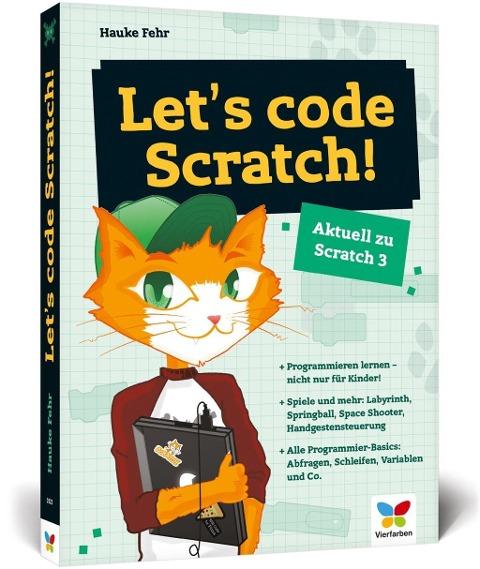 Let's code Scratch! - Hauke Fehr