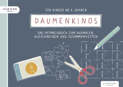 Daumenkinos für Kinder ab 6 Jahren - Geschwister Anne und Ruth Löwenstein