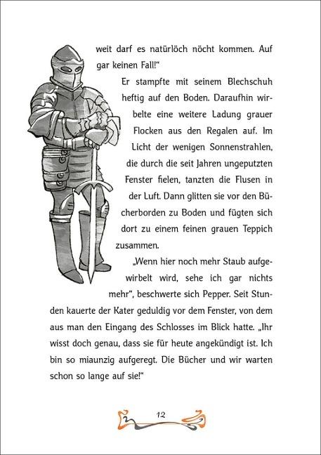 Das Bücherschloss - Das Geheimnis der magischen Bibliothek - Barbara Rose