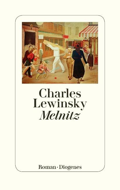 Melnitz - Charles Lewinsky