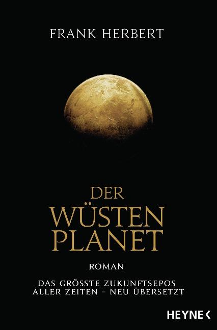 Der Wüstenplanet - Frank Herbert