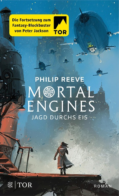 Mortal Engines - Jagd durchs Eis - Philip Reeve