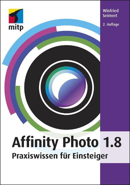Affinity Photo 1.8 - Winfried Seimert