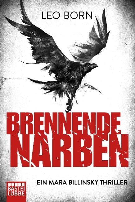 Brennende Narben - Leo Born