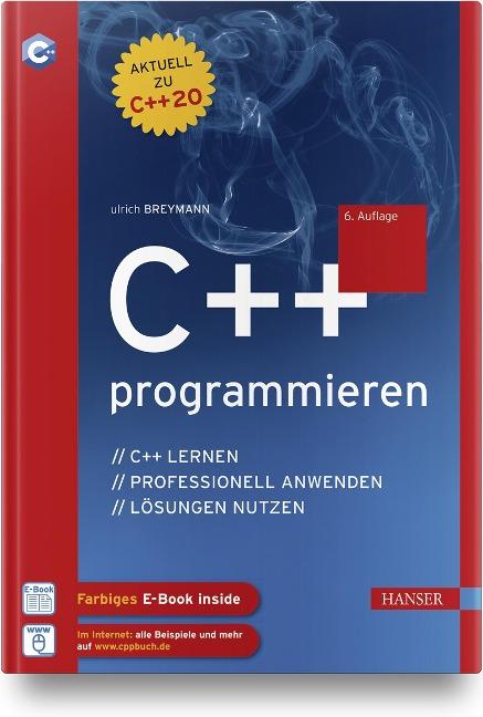 C++ programmieren - Ulrich Breymann