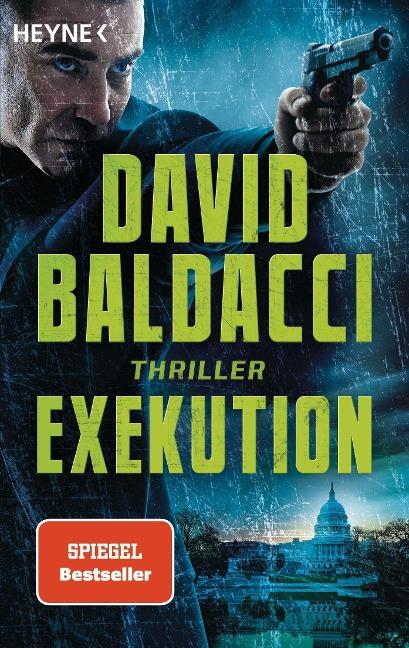 Exekution - David Baldacci