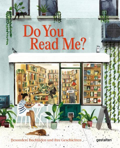 Do you read me? (DE) - Marianne Julia Strauss, Jen Campbell, Fiona Killackey, Alison Flood