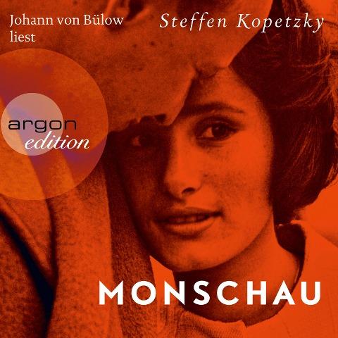 Monschau (Ungekürzt) - Steffen Kopetzky