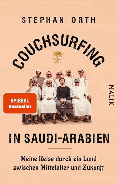 Couchsurfing in Saudi-Arabien - Stephan Orth