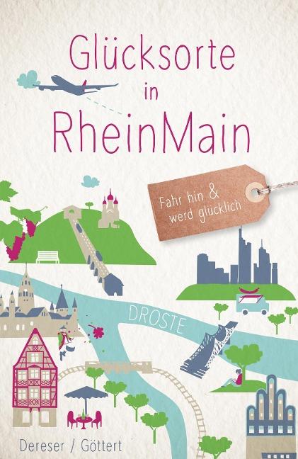 Glücksorte in RheinMain