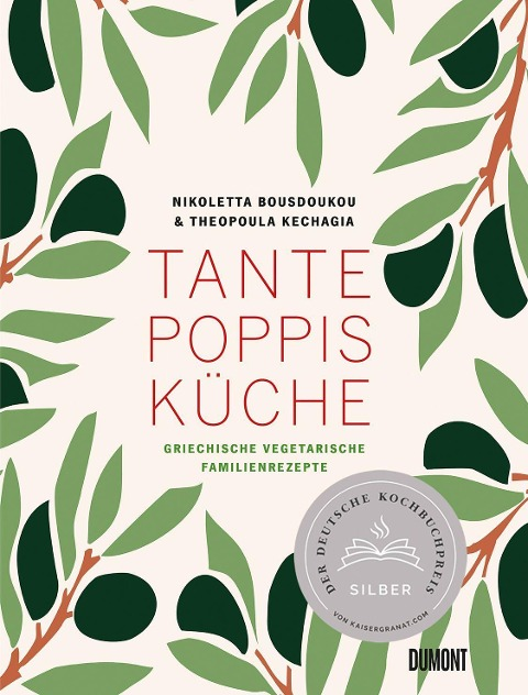 Tante Poppis Küche - Theopoula Kechagia, Nikoletta Bousdoukou