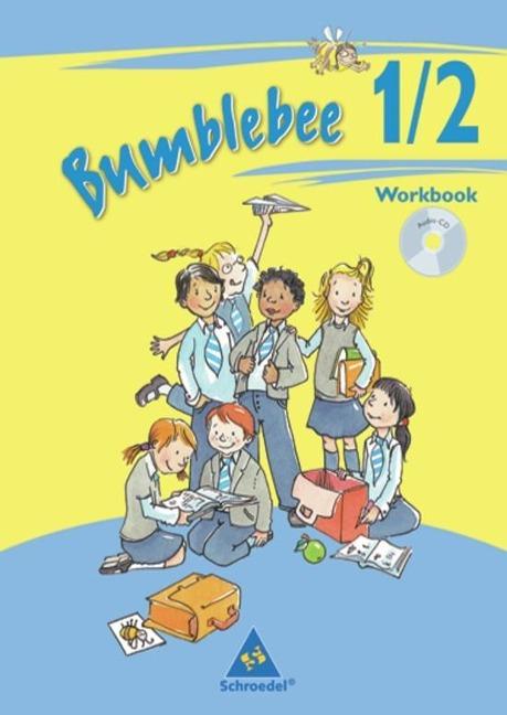 Bumblebee 1/2. Workbook mit Schüler-CD -