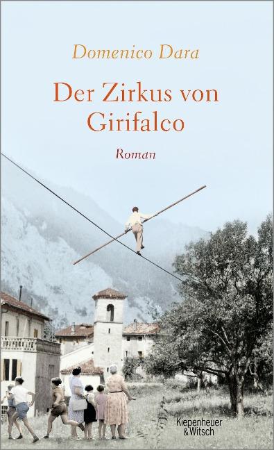 Der Zirkus von Girifalco - Domenico Dara