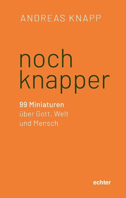 noch knapper - Andreas Knapp