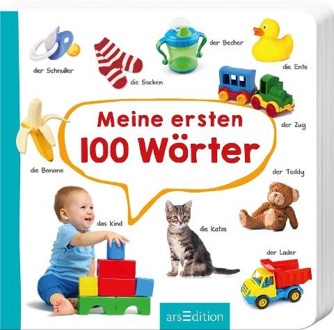 Meine ersten 100 Wörter -